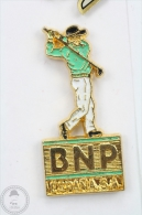 BNP España S.A. Golf Player - Pin Badge #PLS - Golf