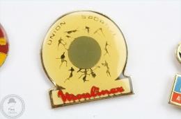 Union Sportive Moulinex - Pin Badge #PLS - Marcas Registradas