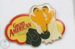 Golden American Classic - Pin Badge #PLS - Marcas Registradas