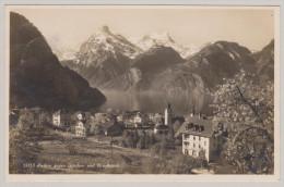 Uri SISIKON 1925-VIII-30 Sisikon Foto Wehrli Verlag - UR Uri