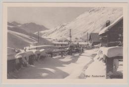 Uri Bei ANDERMATT Ungebraucht Schneelandschaft Foto Wehrli - UR Uri