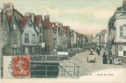 Vieil Amiens Rue Du Don Color - Amiens