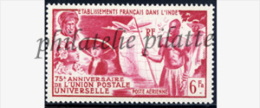 -Inde PA 21** - Unused Stamps