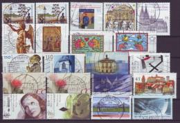 BRD - LOT - Gestempelt - Stamps