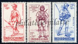 -Indochine 219/21** - Indochina (1889-1945)