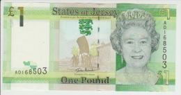 Jersey 1 Pound (2010)  Pick NEW UNC - Jersey