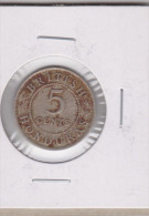 BRITISH HONDURAS KM16  5 CENTAVOS 1912 BELIZE COLONIAL COIN - Belize