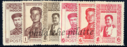 -Indochine 236/41** - Indochina (1889-1945)