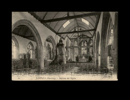 29 - LAMPAUL-GUIMILIAU - Intérieur église - Lampaul-Guimiliau