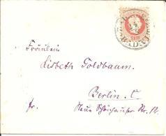 AKI243/ Schöne Zentrische Entwertung Badnice Auf 5 K5. Franz Jpseph - 1850-1918 Imperium