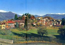 MONTAGNOLA. Panorama. Vg. 1965. - TI Ticino