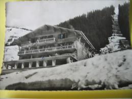 CHATEL DEPART TELESIEGE HOTEL PLEIN SOLEIL - Châtel