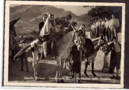 CO186 PETRALIA SOTTANA (Palermo)- Tradizionale Ballo  -Pantomima Della Cordella - Palermo