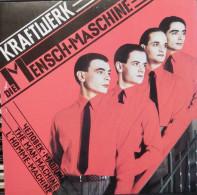 Kraftwerk 33t. LP ALLEMAGNE *die Mensch-machine* - Vinyl Records