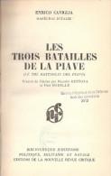3 BATAILLE PIAVE FRONT ITALIEN ARMEE ITALIE GUERRE 1917 1918 ETUDE HISTORIQUE COMBAT