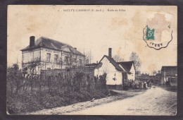62  SAULTY  L'ARBRET Ecole De Filles  Vers 1905/10 - France
