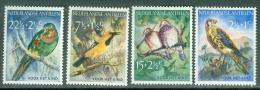 Netherlands Antilles 1958 Birds, Child Welfare MNH** - Lot. 2681 - Curacao, Netherlands Antilles, Aruba