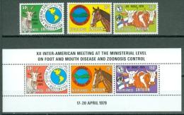 Netherlands Antilles 1979 Inter-American Meeting MNH** - Lot. A314 - Curacao, Netherlands Antilles, Aruba