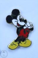 Walt Disney Mickey Mouse Character  - Pin Badge #PLS - Disney