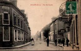Rugles (Eure) - Rue Du Gauche - France