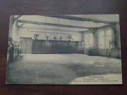 Kostschool Pensionnat / Speelzaal Salle De Récréation CORTEMARCK Anno 19?? ( Zie Foto Voor Details ) !! - Kortemark