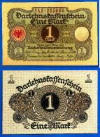 Allemagne 1 Mark 1920 Neuf UNC  Germany Que Prix + Frais De Port Aigle Paypal Skrill Bitcoin OK - [ 3] 1918-1933 : Weimar Republic