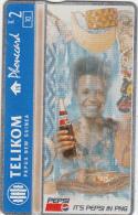 PAPUA NEW GUINEA - Pepsi Cola/Bottle-blue, CN : 512L, Tirage 10000, Mint - Papua New Guinea