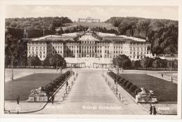 BF17170 Wien Schloss Schonbrunn Austria Front/back Image - Château De Schönbrunn