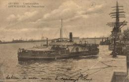 BELGIQUE - ANVERS - ANTWERPEN - L'Embarcadère - De Overzetboot. - Antwerpen