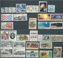 USA 1982 Stamps Year Set   USED SC 1949-522+2003-30 YV 1373-1460 MI 1523-610 SG 1926-2006 - Full Years