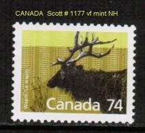 CANADA    Scott  # 1177**  VF MINT NH - 1952-.... Reign Of Elizabeth II