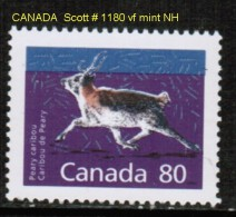 CANADA    Scott  # 1180**  VF MINT NH - 1952-.... Reign Of Elizabeth II