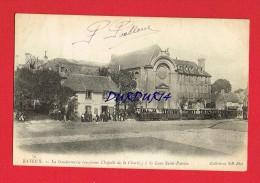 Calvados - BAYEUX - La Gendarmerie ..... La Gare Saint-Patrice ( Train ...) - Bayeux