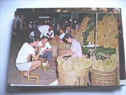 Asia Singapore Street Fruit Stall - Singapore