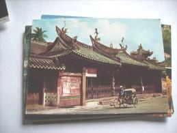 Asia Singapore Thian Hok Keng Temple - Singapore