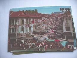 Asia Singapore Street Stalls Selling - Singapore