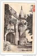 F560 28   DREUX  PORTE DE L'ANCIEN CHATEAU  CHATEAU 1918 CACHET TIMBRE - Dreux