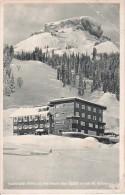 AK Auenhütte Mit Hoch-Ifen Im Kl. Walsertal (5863) - Kleinwalsertal