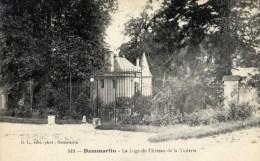 77- DAMMARTIN-en-GOELE- La Loge Du Chateau De La Tuilerie - France