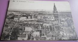 59 - DUNKERQUE - VUE GENERALE - CPA VIERGE BON ETAT ANNEES - - Dunkerque