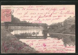 CPA Port-d'Atelier, Pont Sur La Saone - Unclassified