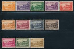 Norfolk Island #1-12, Mint Lightly Hinged Set. CV$19 - Norfolkinsel