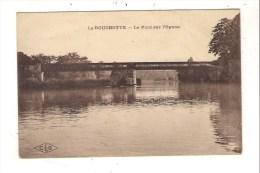 70 - La ROUCHOTTE ( Montbozon ? ) Le Pont Sur L' Ognon. - Other Municipalities