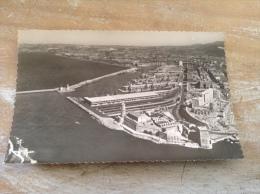 Marseille Vue Aérienne Le Fort Saint Jean Et Les Port De La Joliette   Cpsm - Marseille