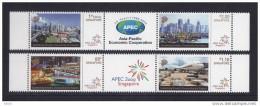 Singapore 2009 APEC Asia Pacific Economic Cooperation MNH - APEC