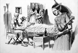 @@@ MAGNET - Doctors Of Ancient Egypt - Publicitaires