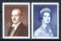 1960 - LIECHTENSTEIN -  Mi. 402/403 - MNH -  Mint - (PG20062014....)) - Liechtenstein