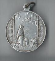 Religieux/ M�daille/Lou� soit JC au ST Sacrement de l'Autel/Saint Pascal/Vers 1900   CAN164