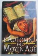 L'automne Du Moyen Age  /  Johan Huizinga - Andere