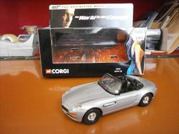 James BOND 007 - BMW Z8 - CORGI - Avec Sa BOITE D'origine - Collectors & Unusuals - All Brands